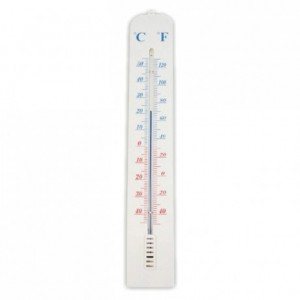 Wall Thermometer -40°C to +50°C