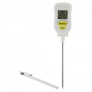 Thermomètre sonde électronique IP65 -50°C à +350°C