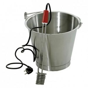 Thermoplongeur chauffe eau 38°C 2 kW