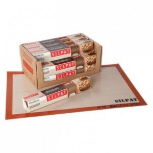 Toile de cuisson Silpat 620 x 420 mm (lot de 12)