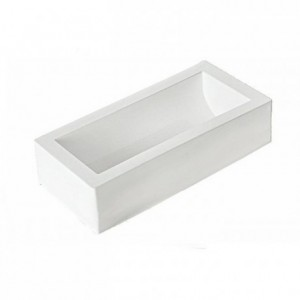 Torta Flex log silicone mould 250 x 90 mm