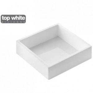Moule silicone Torta Flex carré 180 x 180 x 50 mm