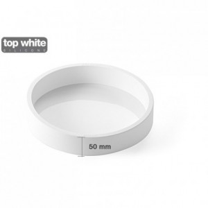 Moule silicone Torta Flex rond Ø 220 x 50 mm