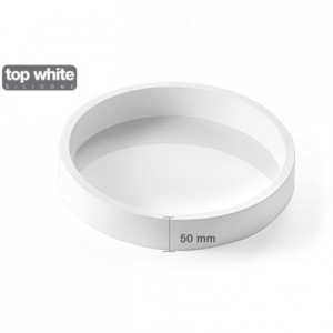 Moule silicone Torta Flex rond Ø 260 x 50 mm