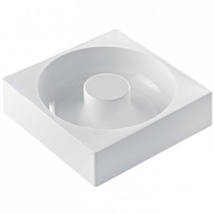 Moule silicone Torta Flex savarin Ø 180 x 50 mm