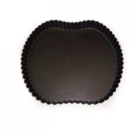 Apple pie mould non-stick L240 mm (pack of 3)