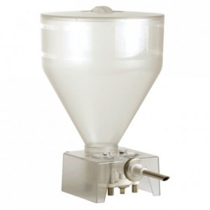 Liquid hopper MiniFill 8 L