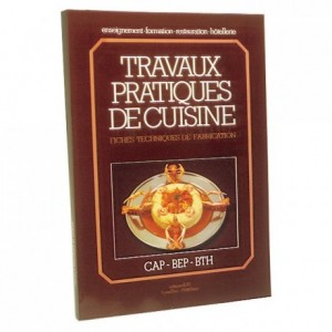 Travaux pratique de cuisine de M. Maincent