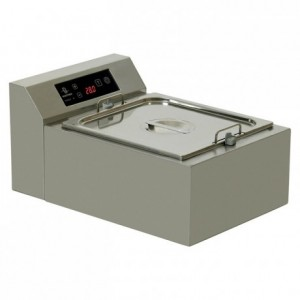Water-heated dipping machine Choco 15, 12 kg