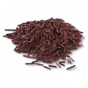 Dark chocolate decoration 1 kg