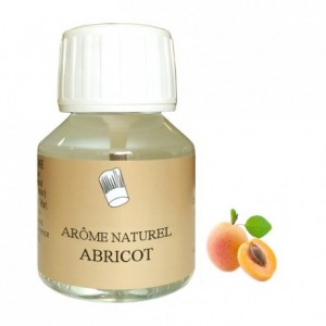 Arôme abricot naturel 58 mL
