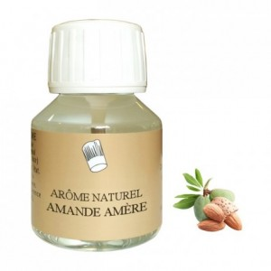 Bitter almond natural flavour 58 mL