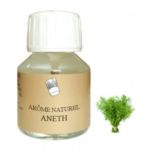 Arôme aneth naturel 500 mL