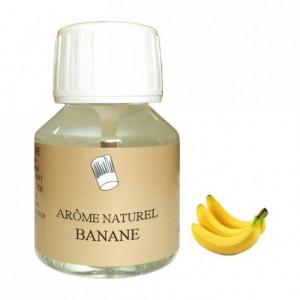 Arôme banane naturel 500 mL