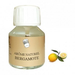 Arôme bergamote naturel 58 mL