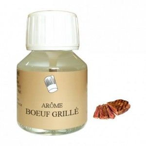 Grilled beef flavour 115 mL