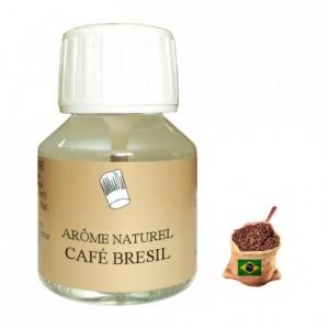 Arôme café note Brésil naturel 58 mL