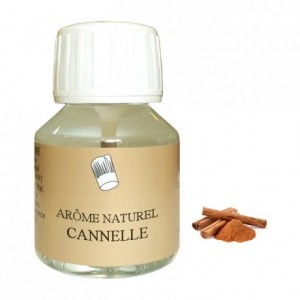 Arôme cannelle naturel 58 mL