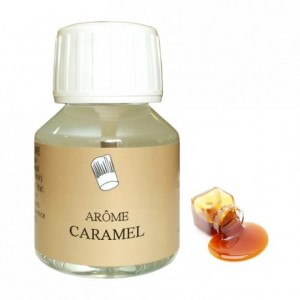 Arôme caramel 58 mL