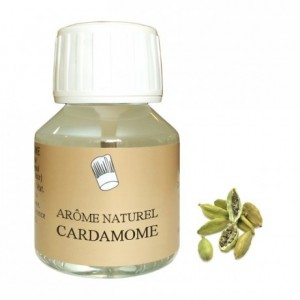 Arôme cardamome naturel 58 mL