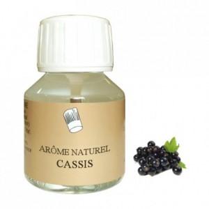Arôme cassis naturel 58 mL