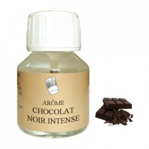 Dark chocolate intense flavour 1 L
