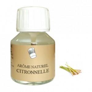Arôme citronnelle naturel 58 mL