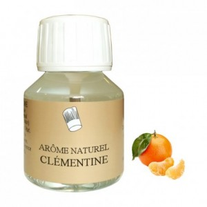 Arôme clémentine naturel 500 mL
