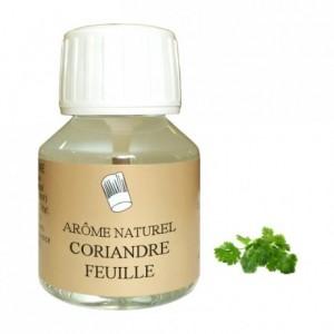 Arôme coriandre feuille naturel 58 mL