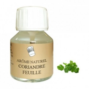 Coriander leaves natural flavour 58 mL
