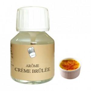 Arôme crème brûlée 58 mL