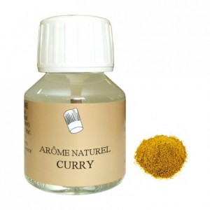 Cari natural flavour 115 mL