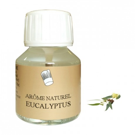 Eucalyptus natural flavour 58 mL
