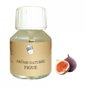 Arôme figue naturel 58 mL