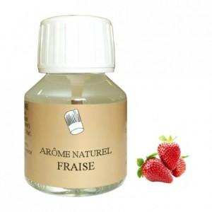 Arôme fraise naturel 58 mL
