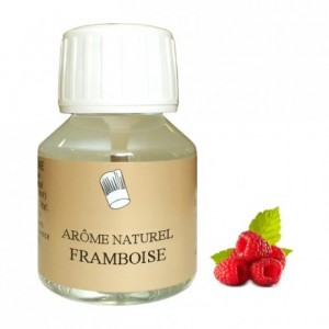 Raspberry natural flaour 58 mL
