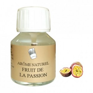 Arôme fruit de la passion naturel 58 mL