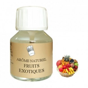Arôme fruits exotiques naturel 115 mL