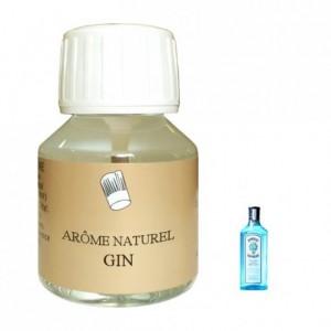 Arôme gin naturel 58 mL