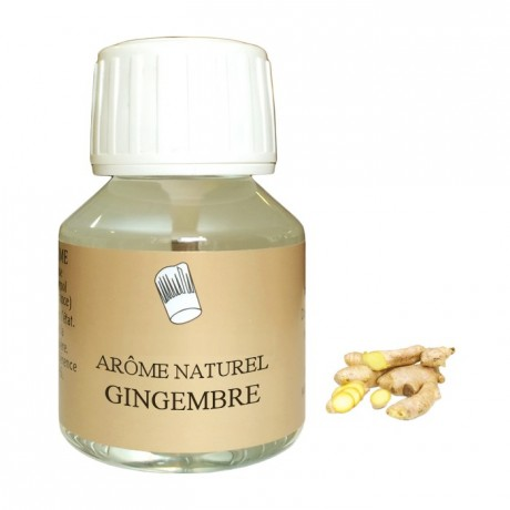 Arôme gingembre naturel 58 mL