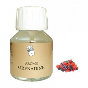 Grenadine flavour 58 mL