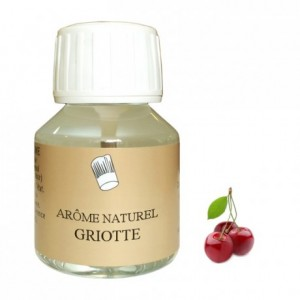 Arôme griotte naturel 500 mL