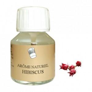 Arôme hibiscus naturel 58 mL