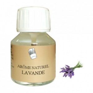 Lavender natural flavour 58 mL