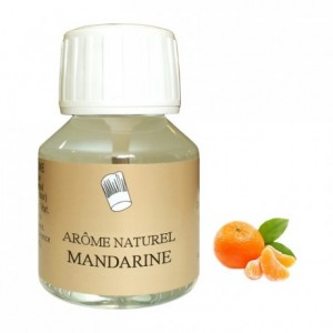 Arôme mandarine naturel 58 mL