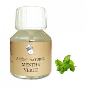 Arôme menthe verte naturel 58 mL