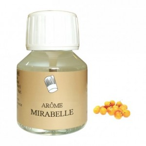 Arôme mirabelle 58 mL