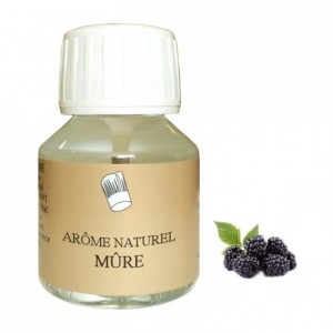 Blackberry natural flavour 58 mL