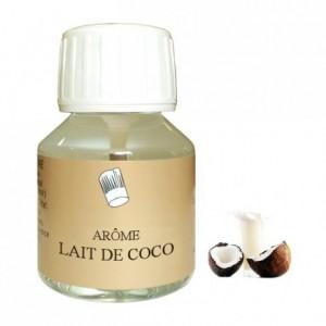 Arôme noix de coco note lait 58 mL