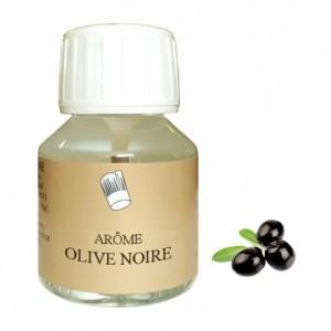 Black olive flavour 1 L